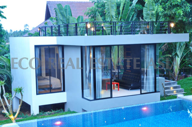 Eco Real Estate Asia Real Estate Agent located on Koh Samui, Thailand